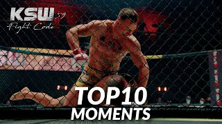 KSW 59: TOP 10 Moments