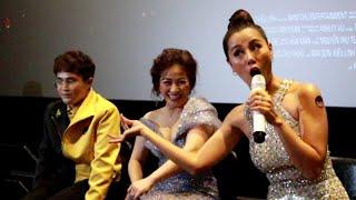 """Nghe NAM THƯ """"dụ dỗ"""" HOÀI LINH tham gia Web Drama MA của KIỀU LINH các nhà báo cười bể bụng"""