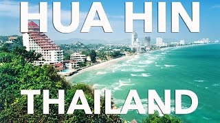 ХУА ХИН - ТАИЛАНД - отдых на море - СТОИТ ЛИ ЕХАТЬ? День 2. // HUA HIN THAILAND