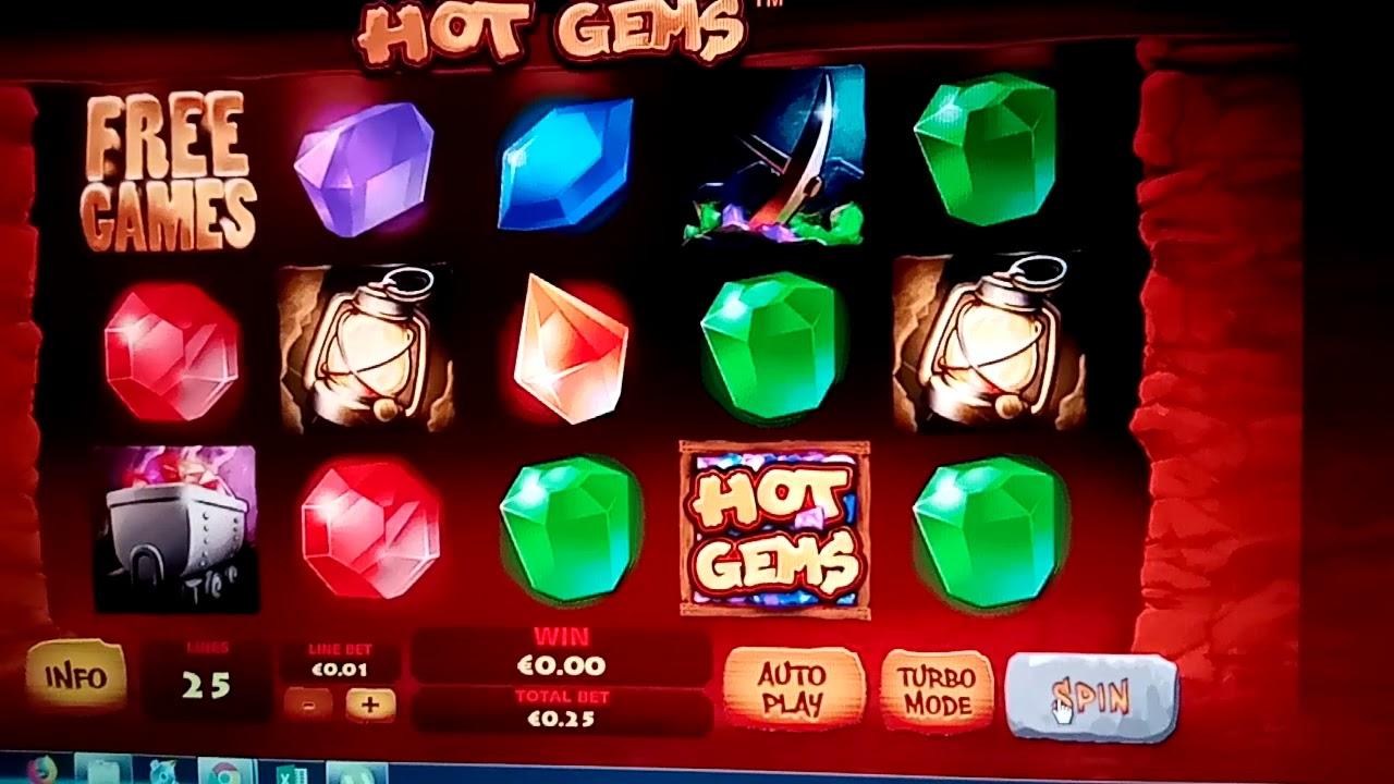 Hot Gems Slot