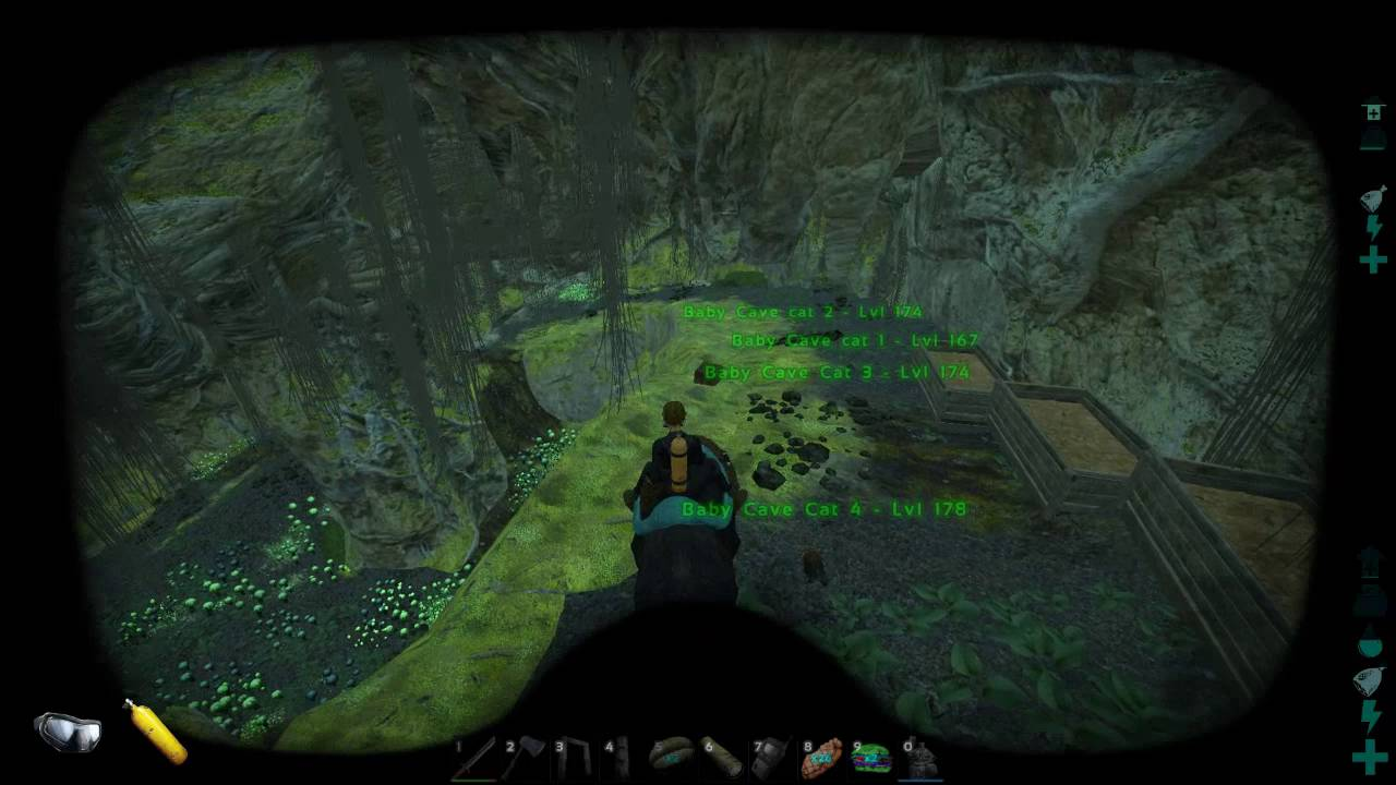 how to make a swamp house in ark
