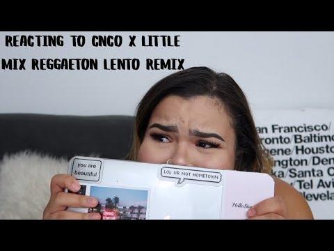 CNCO X LITTLE MIX REGGAETON LENTO (REMIX) REACTION | HelloStayChic