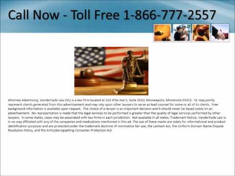 Hysterectomy Cancer Lawyer St. Paul Minnesota 1-866-777-2557 Fibroid Surgery Morcellator Lawsuit