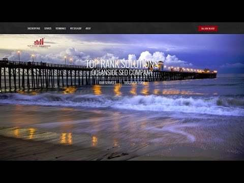Oceanside Web Design (619) 315-8307