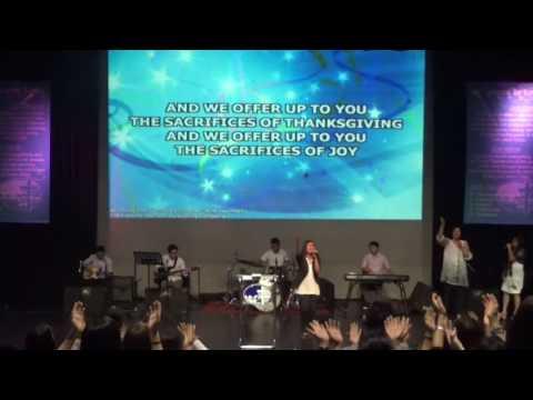 GIVE THANKS (Prayer Meeting)