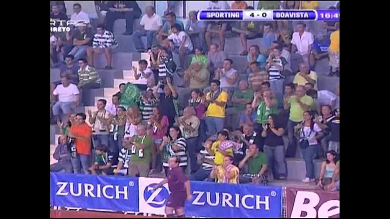 Futsal :: 05J :: Sporting - 5 x Boavista - 0 de 2011/2012