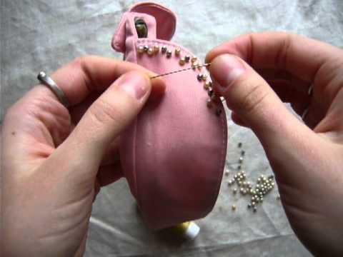 Ожерелье ФЕРЗЬ♛. Handmade Мастер-класс [3 из 5] / DIY: Necklace Queen