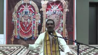 Day 2/7 - Markandeya puranam - Saptaham by Brahmasri Vaddiparthi Padmakar Garu at Milpitas, CA