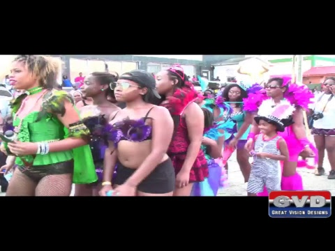 Vieux Fort Carnival - Sunday
