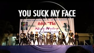 Max Crew | You Suck My Face