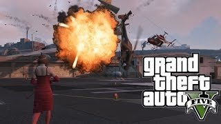 ★ GTA 5 : ONLINE FUNNY MOMENTS!! - MOST BIBLICAL CHAOSITY CRAZY MOMENT EVER!!!
