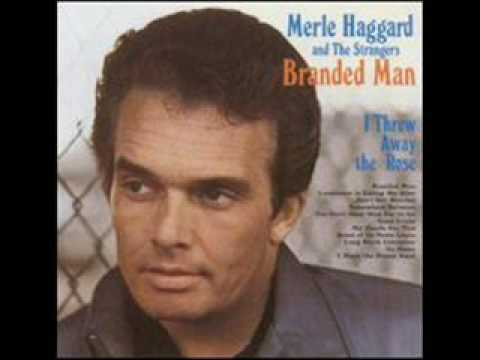 Merle Haggard - Long Black Limousine