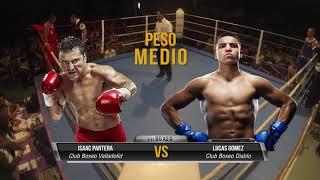 Boxeo Homenaje Nany Rodriguez