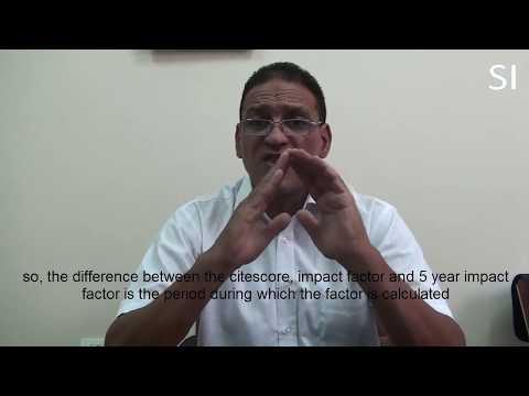 Scopus Journal Metrics I Citescore I Impact Factor I SNIP I SJR I