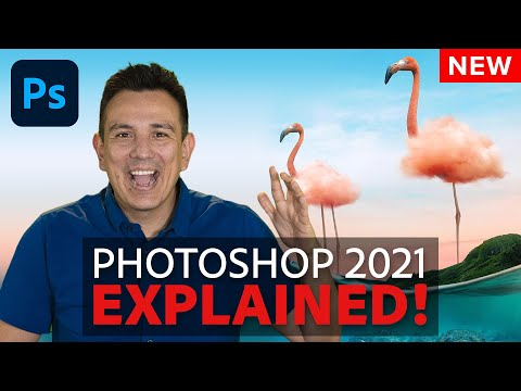 Photoshop 2021 All The Best NEW Features EXPLAINED!