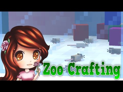 Pixie and Pixel's Babies! Ep. 41 | Zoo Crafting | [Modded Minecraft]
