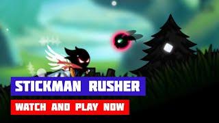 Stickman Rusher · Game · Gameplay
