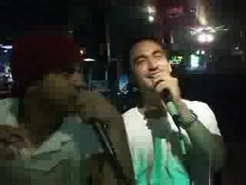 Karaoke En El Bar De Weston...