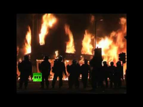 More Riots In Britain Are A CERTAINTY!