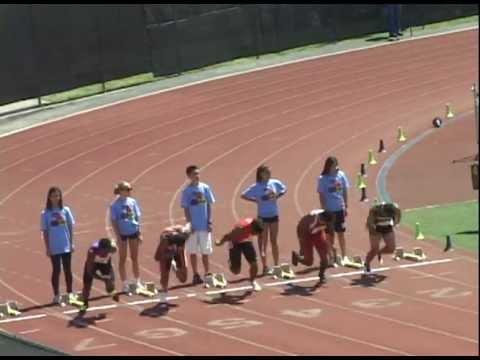 Dominic Davis 100m Arcadia 4/07/2012