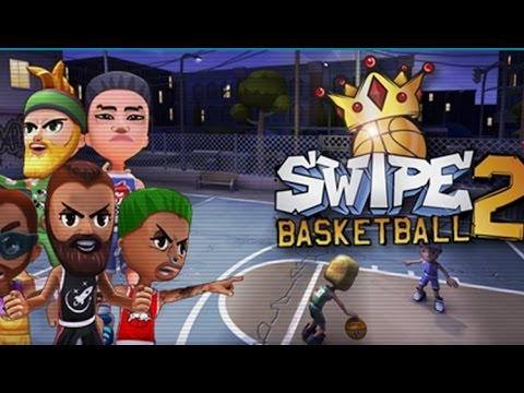 Swipe Basketball 2 - Android Gameplay HD