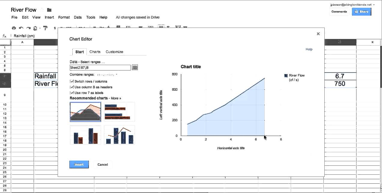 maxresdefault google spreadsheet line graph youtube