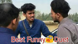 R2h||Best Funny R2h Duet|| round to hell funny video||entertain with fun