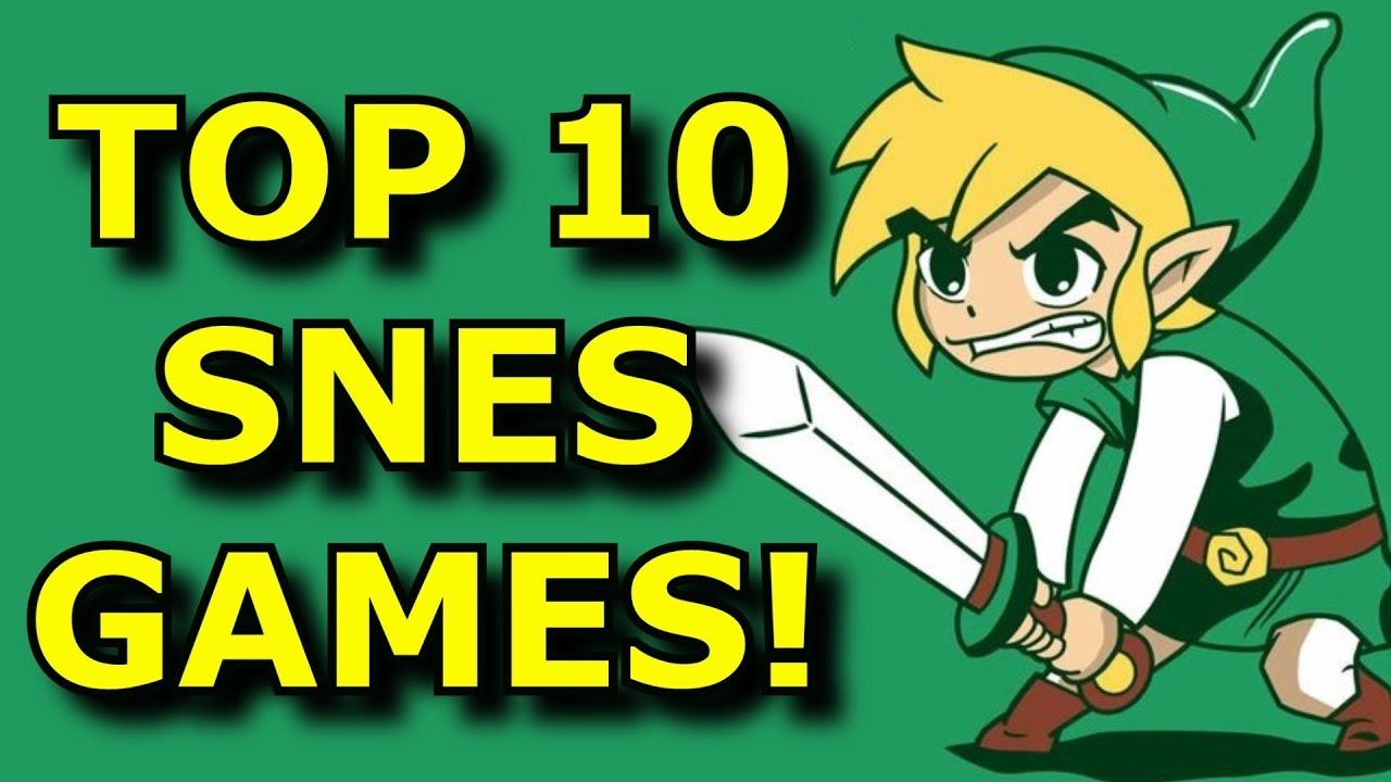 top 10 snes