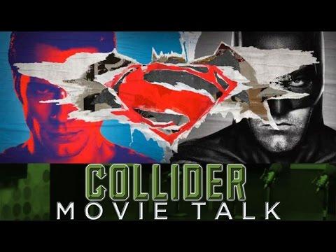 Collider Movie Talk - New Batman V Superman Spot, David Bowie Passes