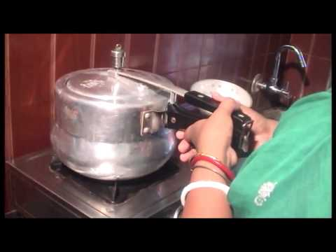 Healthy Starch free rice in Pressure Cooker   Regular Parboiled Rice (Rs.40/kg)   Rice for diabetes