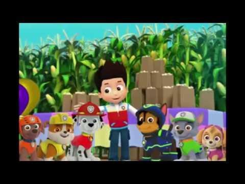Paw Patrol Corn Roast Catastrophe I Paw Patrol Full Episodes Games