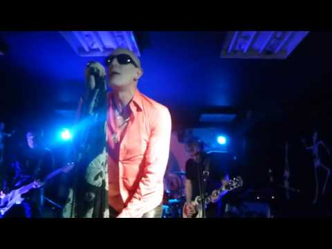 TWISTED NERVE live @ Return To The Batcave Festival (15.10.2016 - Wroclaw, Poland)
