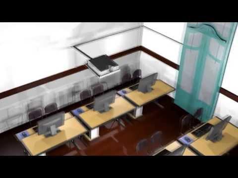 Paseo Virtual en 3D: Casa Central Paysandú