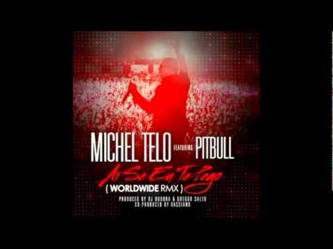 Pitbull Feat. Michael Teló - Ai Se Eu Te Pego [WorldWide Remix] (2012)