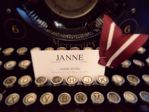 A Promotional video for Hotel Janne