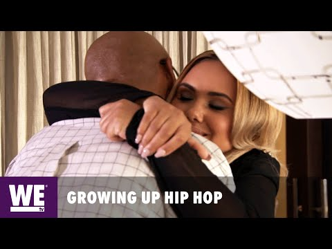 Kristinia DeBarge is Daddy's Little Girl  Growing Up Hip Hop