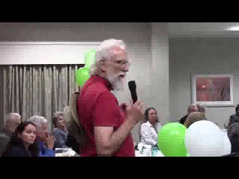 Testing and solar, not toll roads --Suwannee Riverkeeper John S. Quarterman