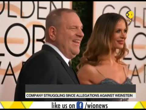 Harvey Weinstein Production Co. to file for bankruptcy