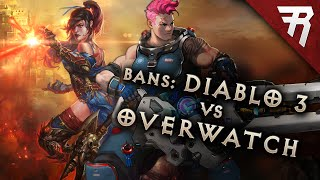 Ban waves: Overwatch vs. Diablo 3. How Blizzard treats Cheaters, Exploiters, Botters, etc.