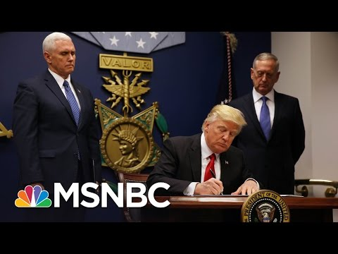 Why The Trump Administration May Prevail Over Order On Travel Ban | Morning Joe | MSNBC