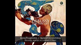 Syntonia - Maya Villanueva / Debussy Romance