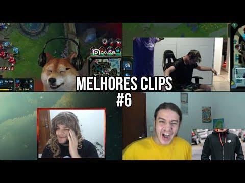 MELHORES CLIPS #5 - YOBANHO, JOVI TROLLANDO HASTAD E PATO PABOA