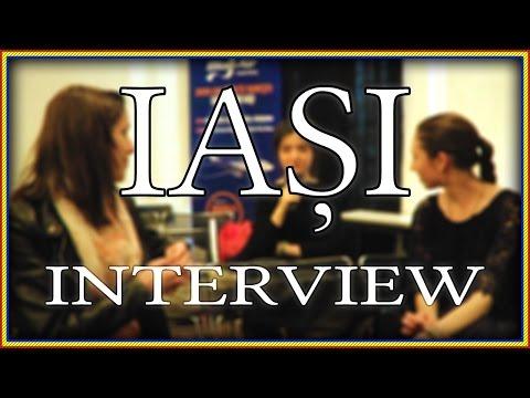 Roumanie VLOG#1 : Interview