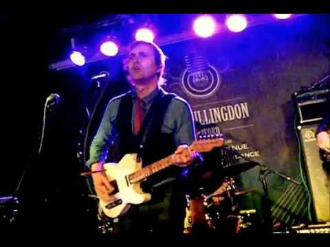 CHUCK PROPHET AND THE MISSION EXPRESS    LIVE IN OXFORD.