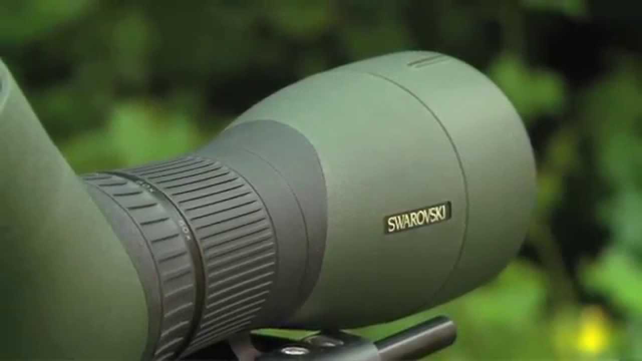 Swarovski Optik Atx Stx Spotting Scope Youtube