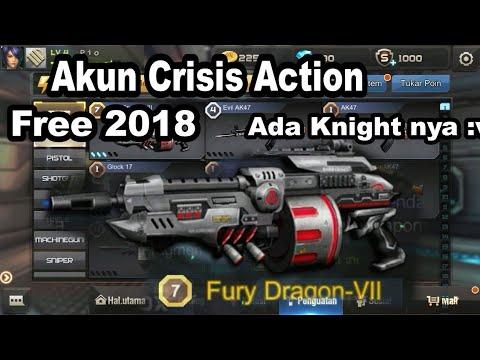 Akun Crisis Action Gratis Vip 5 Goreng