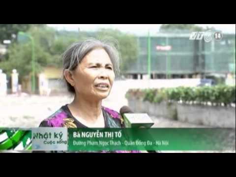 VTC14_Người Hà Nội sống bên những dòng sông ô nhiễm