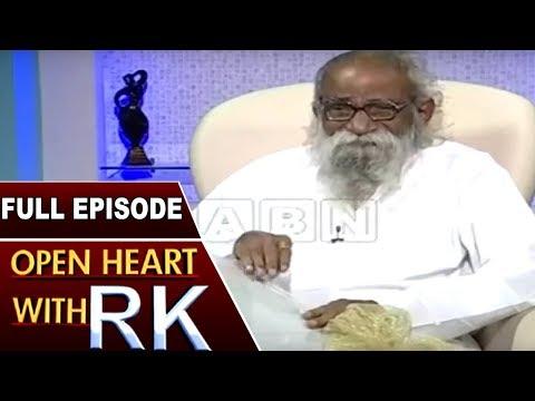 Telugu Novelist Ravuri Bharadwaja Open Heart With RK   Full Episode   ABN Telugu