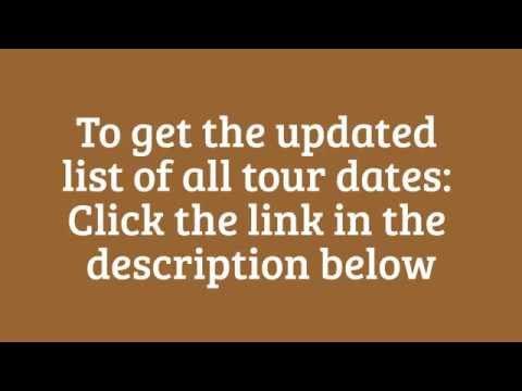 Zac Brown Band Tour Dates 2014
