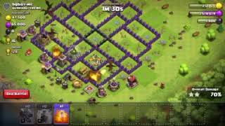Clash of clans EP#3 Video a caso